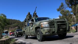 Най-малко 11 застреляни на купон за рожден ден в Мексико