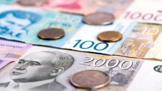 Сръбският динар удари невиждан от 2014 година връх спрямо еврото