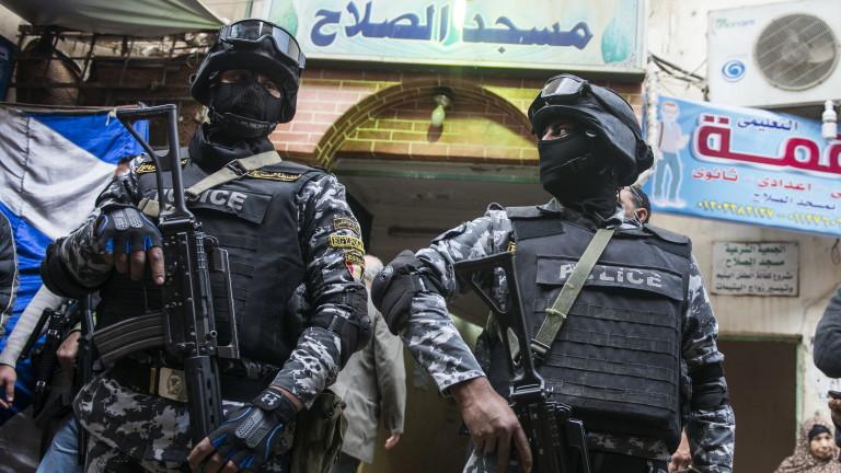 Египет екзекутира деветима мъже, които са обвинени в убийството на