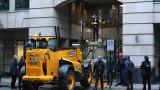 """""""Бунт срещу унищожението"""" не се подчиняват на забраната за протести в Лондон"""