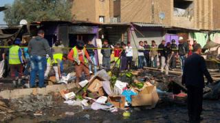 Жертвите от днешните атентати  Ирак вече са 51