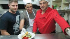 """Звездите от """"MasterChef"""" готвят в Арбанаси"""