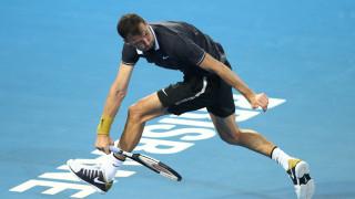 Григор Димитров загуби от Кей Нишикори на 1/4-финал в Бризбън