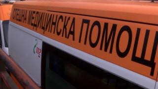 Пиян шофьор се заби в сграда в Габрово