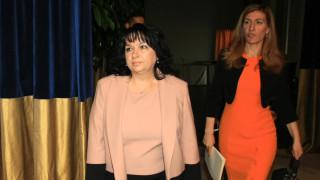 Петкова и Ангелкова искат енергийно ефективен туризъм