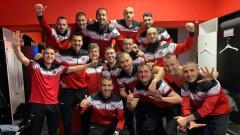 Локо (ГО) доиграва сезона с група от 16 футболисти