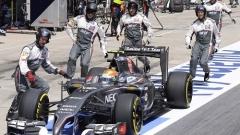 Компютри редят тактиката на тим от Формула 1