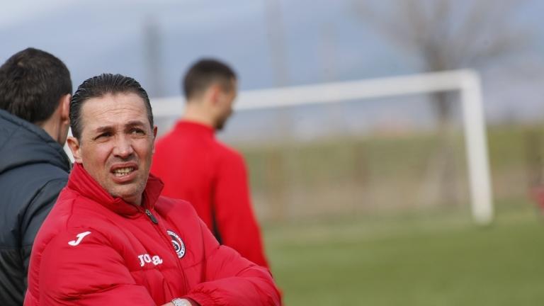 Антон Велков стана помощник на Красимир Балъков в националния отбор