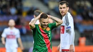 Беларус бързо ни върна в суровата футболна действителност