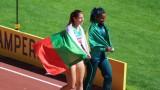 Личен рекорд и световна титла за Александра Начева