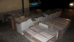 Хванаха 480 хил. къса контрабандни цигари