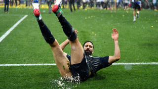 """""""Талисманът"""" Адил Рами прекрати кариерата си в националния тим"""