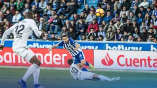 Алавес обърна Валенсия и измести Реал (Мадрид) от четвъртото място в Ла Лига