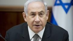 Нетаняху влезе в сблъсък с израелската полиция