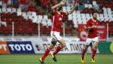 ЦСКА отказа да продаде Божидар Чорбаджийски на руснаци