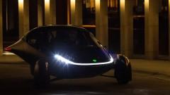 Тази компания представи електромобил с пробег от 1600 км, който никога не се презарежда