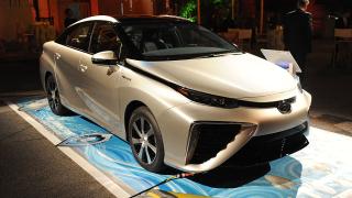 Toyota праща за ремонт всички коли от модела Mirai. Ето защо