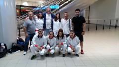 Женският ни национален отбор по борба замина за Франция