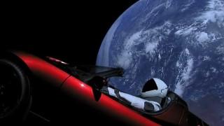 Колата на Илън Мъск вече е със статут на спътник
