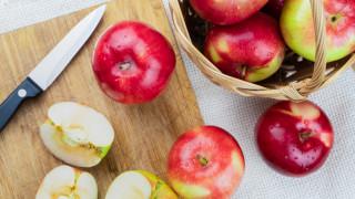 Защо да ядем ябълките със сол