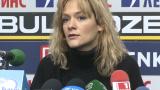Албена Денкова: Стоя твърдо до Максим