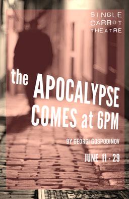 Апокалипсисът на Господинов печели американската публика и критика
