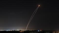 Израел свали ракета от Газа