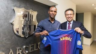 Ерик Абидал: Сделката за Паулиньо е много добра за Барса, има кой да го замени