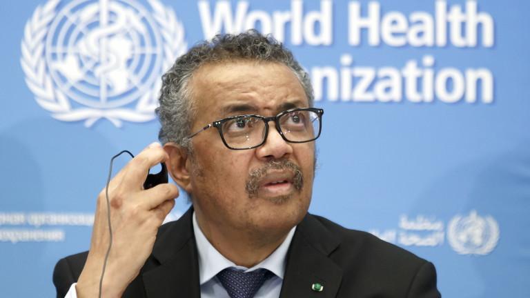 Решаващ момент с епидемията от новия коронавирус глобално. Това предупреди