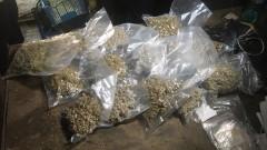 Незаконно оръжие, марихуана и тютюн иззеха пазарджишки полицаи