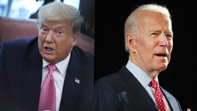 Последен дебат между Тръмп и Байдън
