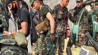 Две авиобази в Мианмар са атакувани, едната с 5 ракети
