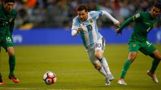 Резервите на Аржентина се разходиха срещу Боливия (ВИДЕО)