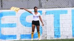 Бразилската съдийка с мократа фланелка: Не искам да съм секси (СНИМКИ 18+)