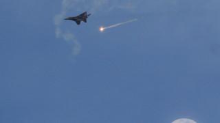 Джихадисти свалиха сирийски самолет и плениха пилота