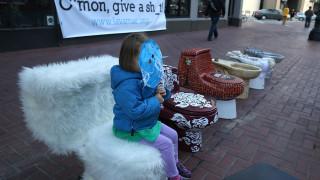 Защо Сан Франциско е залят от човешки изпражнения