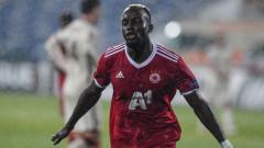УЕФА с голямо признание към звездата на ЦСКА Али Соу
