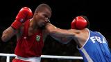 Първи златен медал в историята на бразилския олимпийски бокс