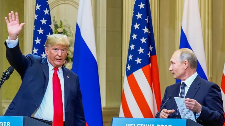 От срещата Тръмп-Путин печелят и Израел, и Асад