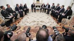 Израел ще продължи да бомбардира Иран в Сирия, обяви Нетаняху пред Путин