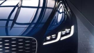 Новият Jaguar XF е брутално добър