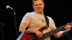 """Почина бас китаристът на руската група """"Любе"""" Павел Усанов"""