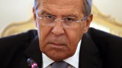 Лавров: В Сирия бием само по Даеш