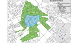 Без синя и зелена зона в София за парзниците