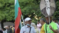 На 16-ия ден от антиправителствените протести КАТ спря камиона с озвучаването