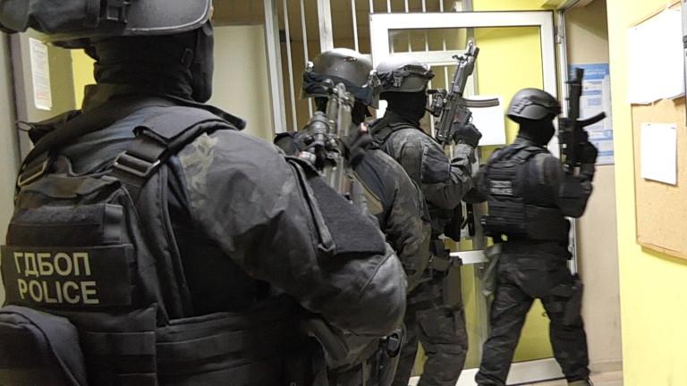 Над 1,5 млн. лева е стойността на иззетите наркотици при спецакцията в София