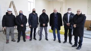 Министър Красен Кралев участва в работна среща с представители на спортни клубове в община Русе