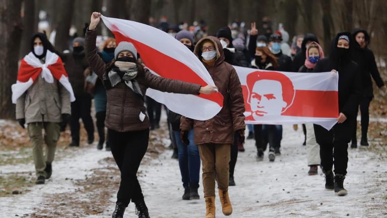 Журналисти заплашени от 3 години затвор за бунтовете в Беларус