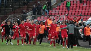 "ЦСКА на финал след 2:0 срещу ""Берое"""