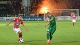 Валери Божинов донесе победата на ЦСКА срещу Ботев (Враца) с 2:0